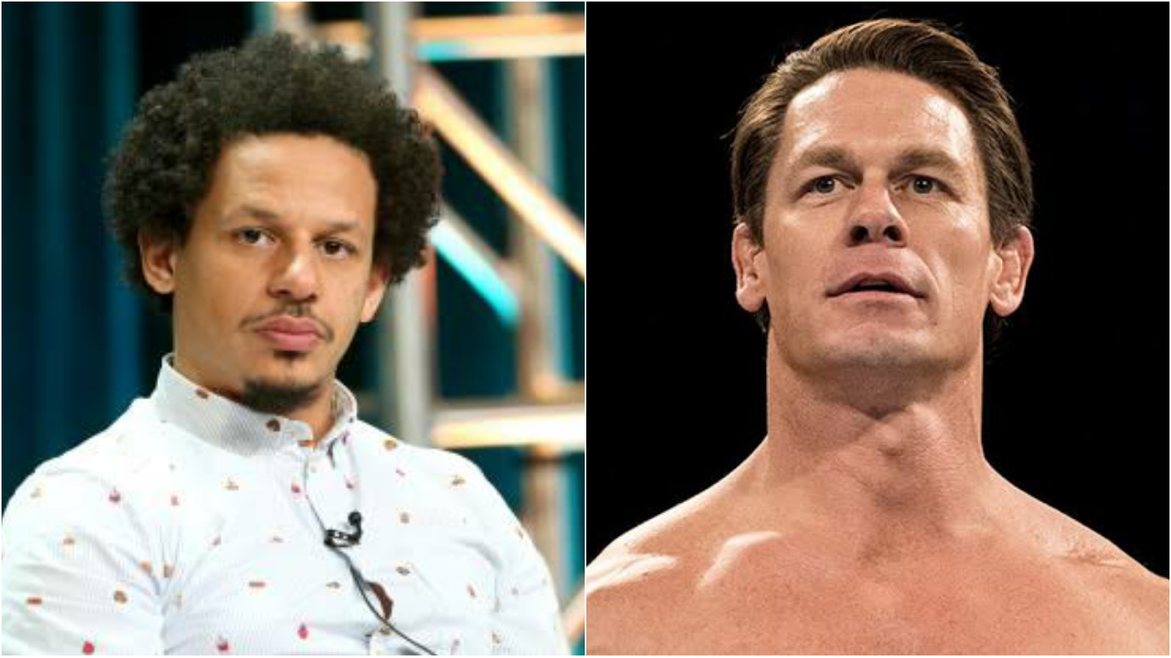 Actor Eric Andre Recalls Hospital Visit After Getting A Concussion At The Hands Of John Cena Make ellen the host of the eric andre show (change.org). actor eric andre recalls hospital visit