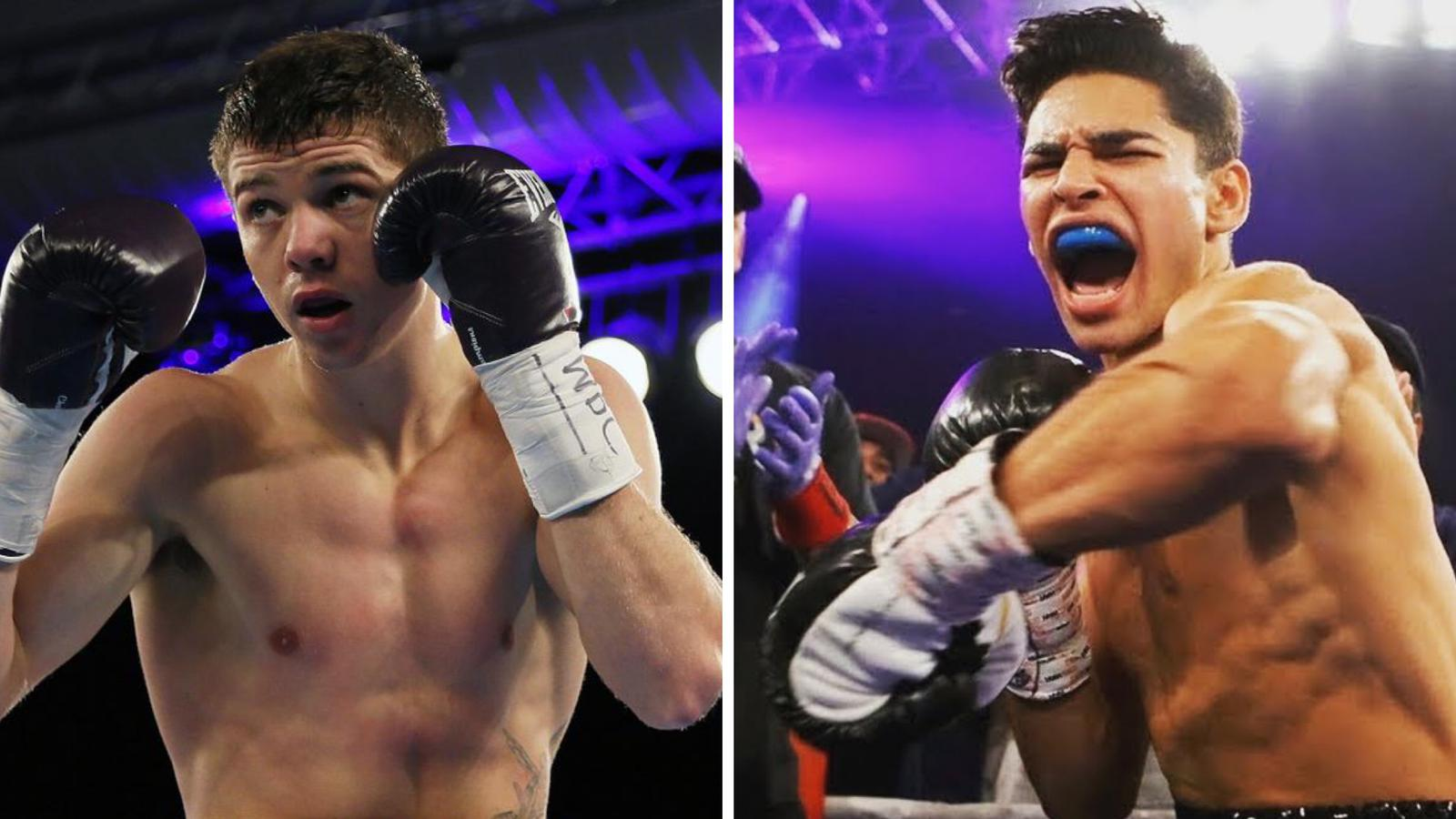 Luke Campbell Tests Positive For Covid 19 Fight With Ryan Garcia Postponed
